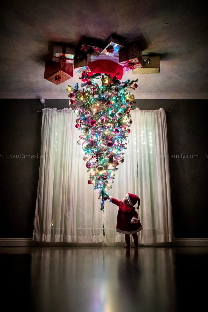 Christmas Photo in San Dimas