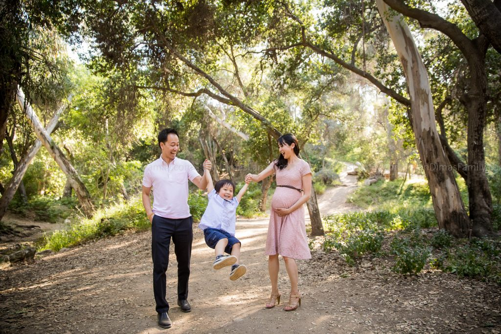 Covina Family Photography
