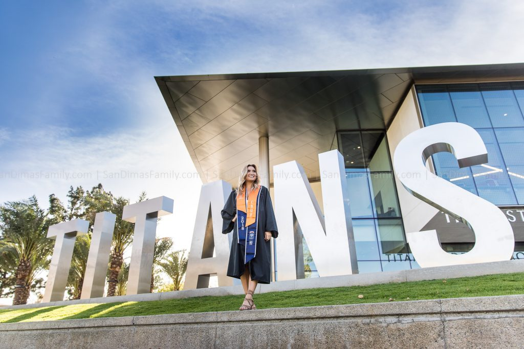 Graduation Photos CSUF