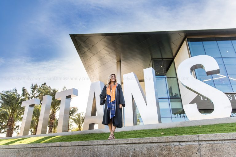 Graduation Photography at CSUF