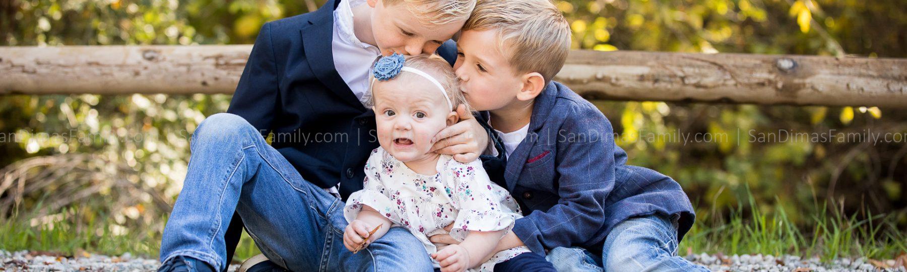 La Verne Family Photos (91750)