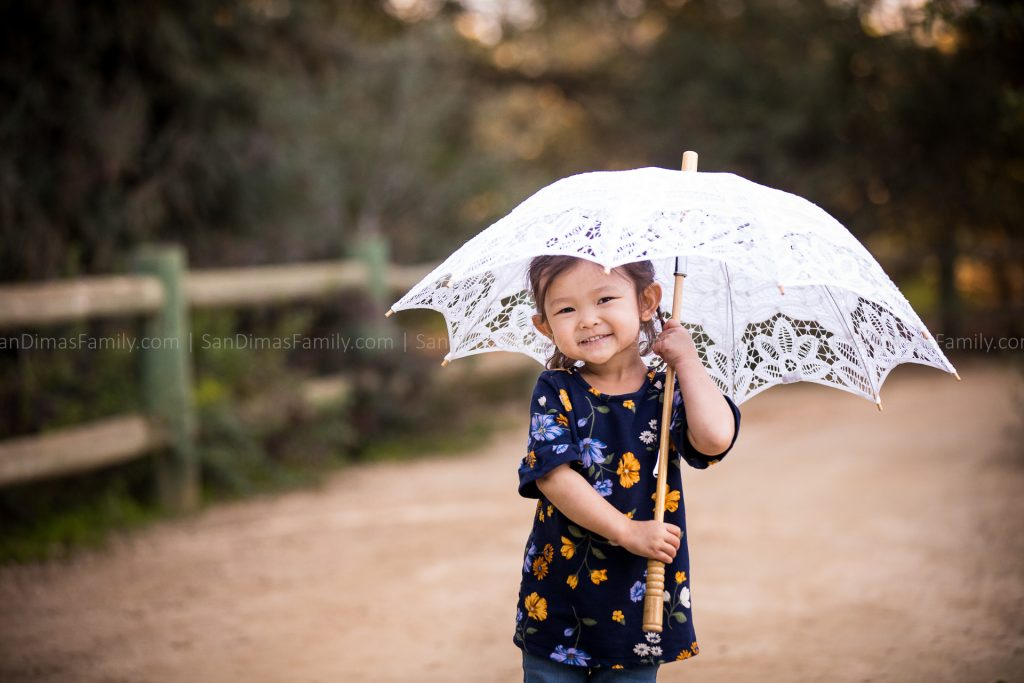 Claremont Botanic Garden Family Photography